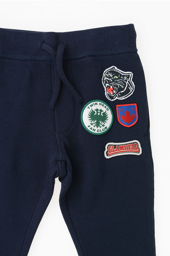 Embroidered Jogger