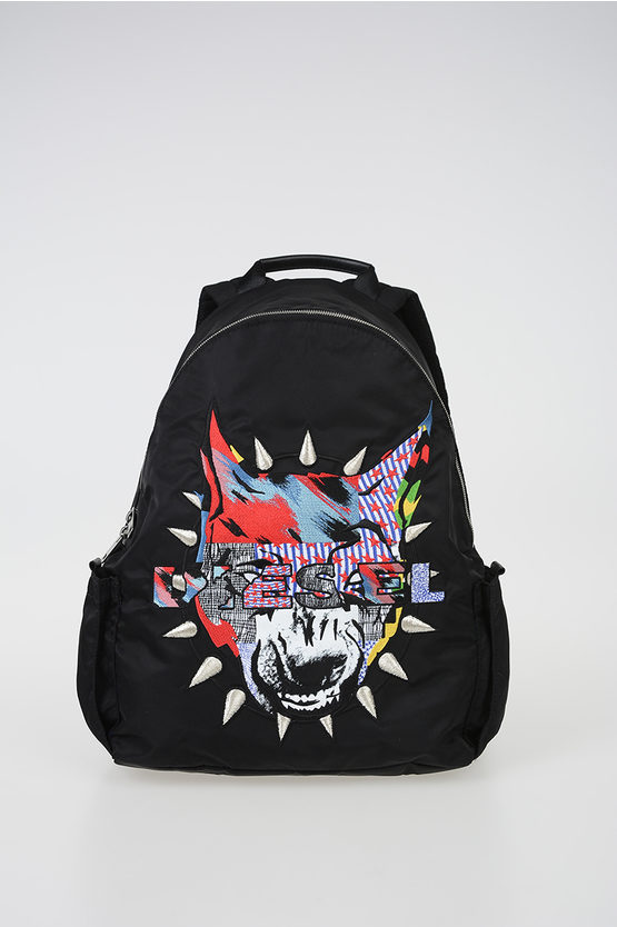 "Embroidery ""CHINA LUX"" Backpack"