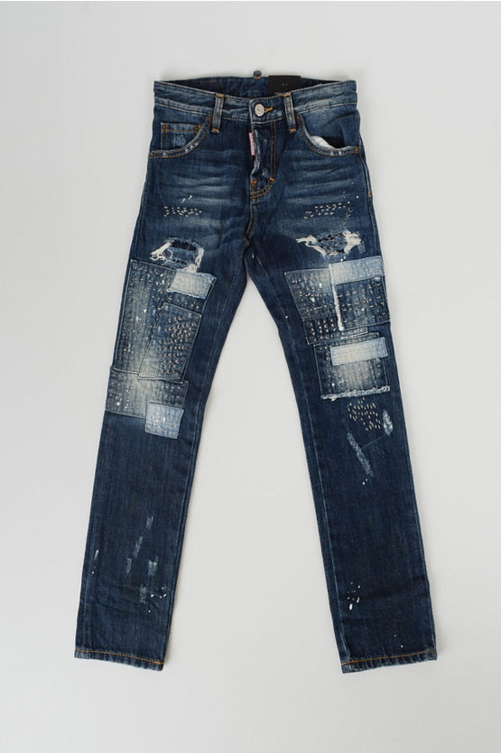 Embroidery COOL GUY Jeans