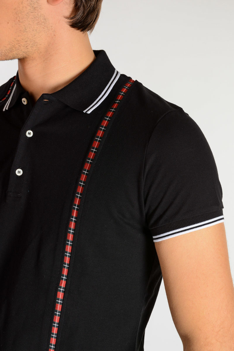 Dsquared2 Embroidery Cotton Polo Men Glamood Outlet