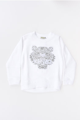 68cf9d7981bc5 -50% NEW IN. Kenzo Kids Embroidery Tiger Sweatshirt