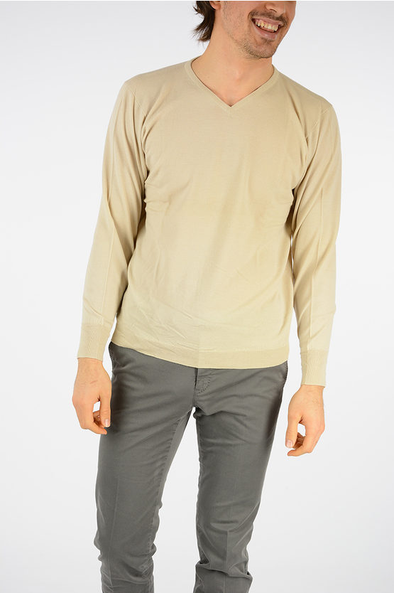 Extra Fine Merino Wool Sweater