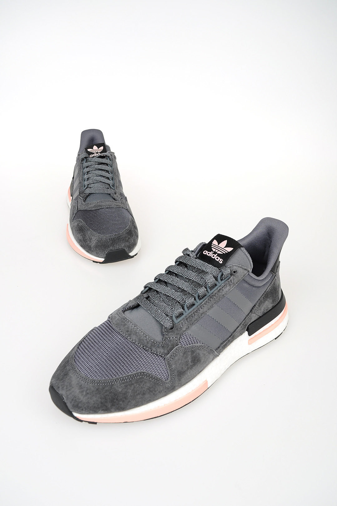 sports shoes 0fc1b b45d2 Fabric and Leather ZX 500 RM Sneakers