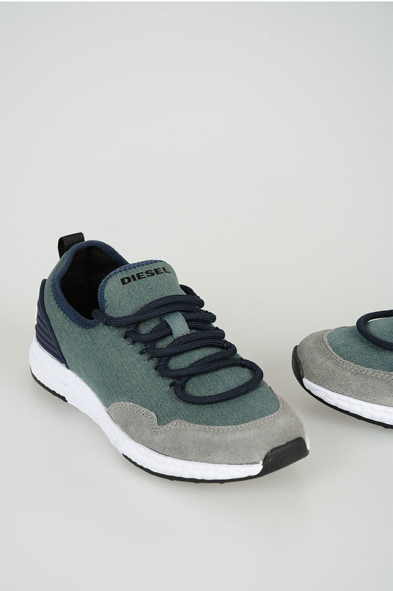 "Fabric ""BRAVE RUNNER"" 43S-K Sneakers"