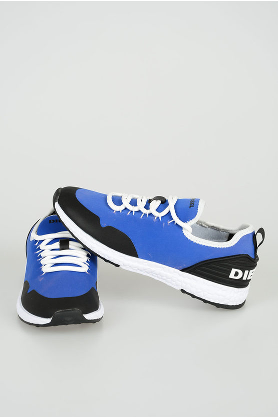 "Fabric ""BRAVE RUNNER"" 43S-K YO Sneakers"