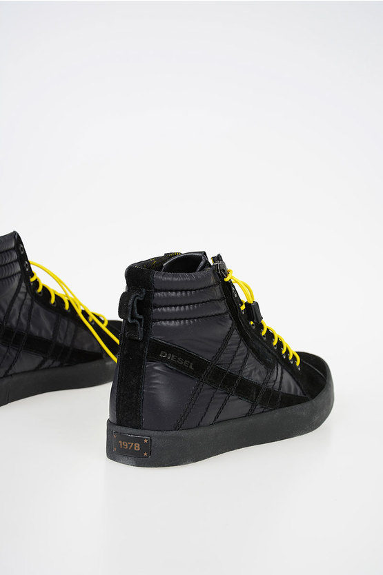 "Fabric ""D-VELOWS"" Sneakers"