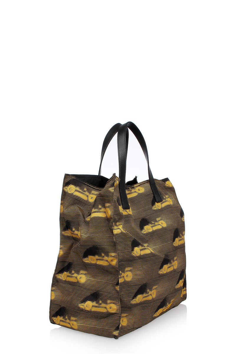 385c05de7684 Prada Fabric Printed Shopping Bag men - Glamood Outlet