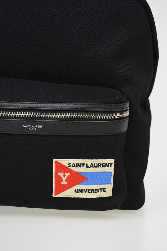 Fabric SAINT LAURENT UNIVERSITE Backpack