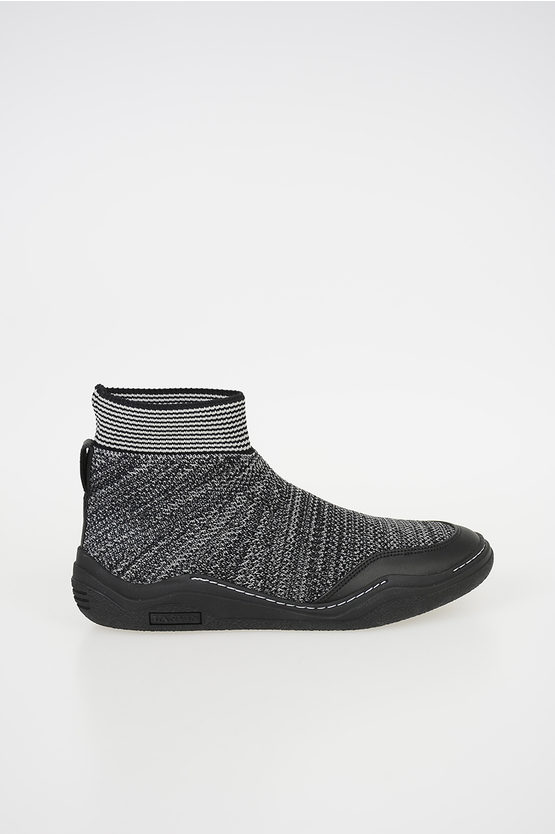 Fabric Slip On