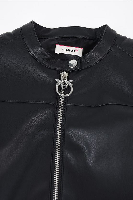 Faux Leather ALIX Jacket