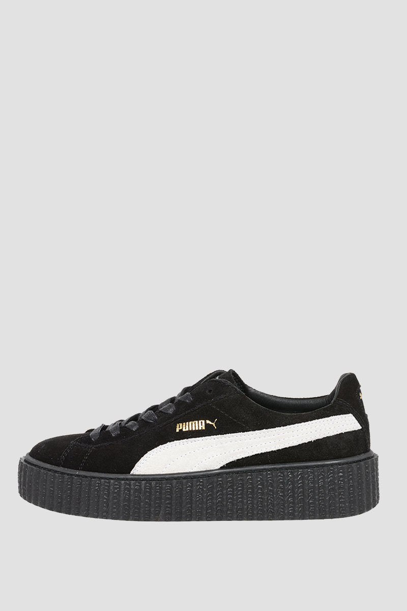 competitive price 142d5 36089 FENTY BY RIHANNA Leather SUEDE CREEPER Sneakers