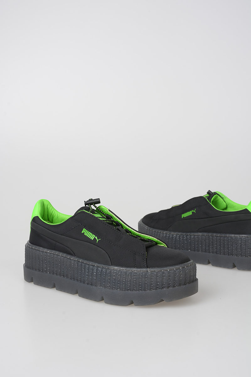 new concept d272a af93c FENTY Sneakers CLEATED CREEPER SURF Platform