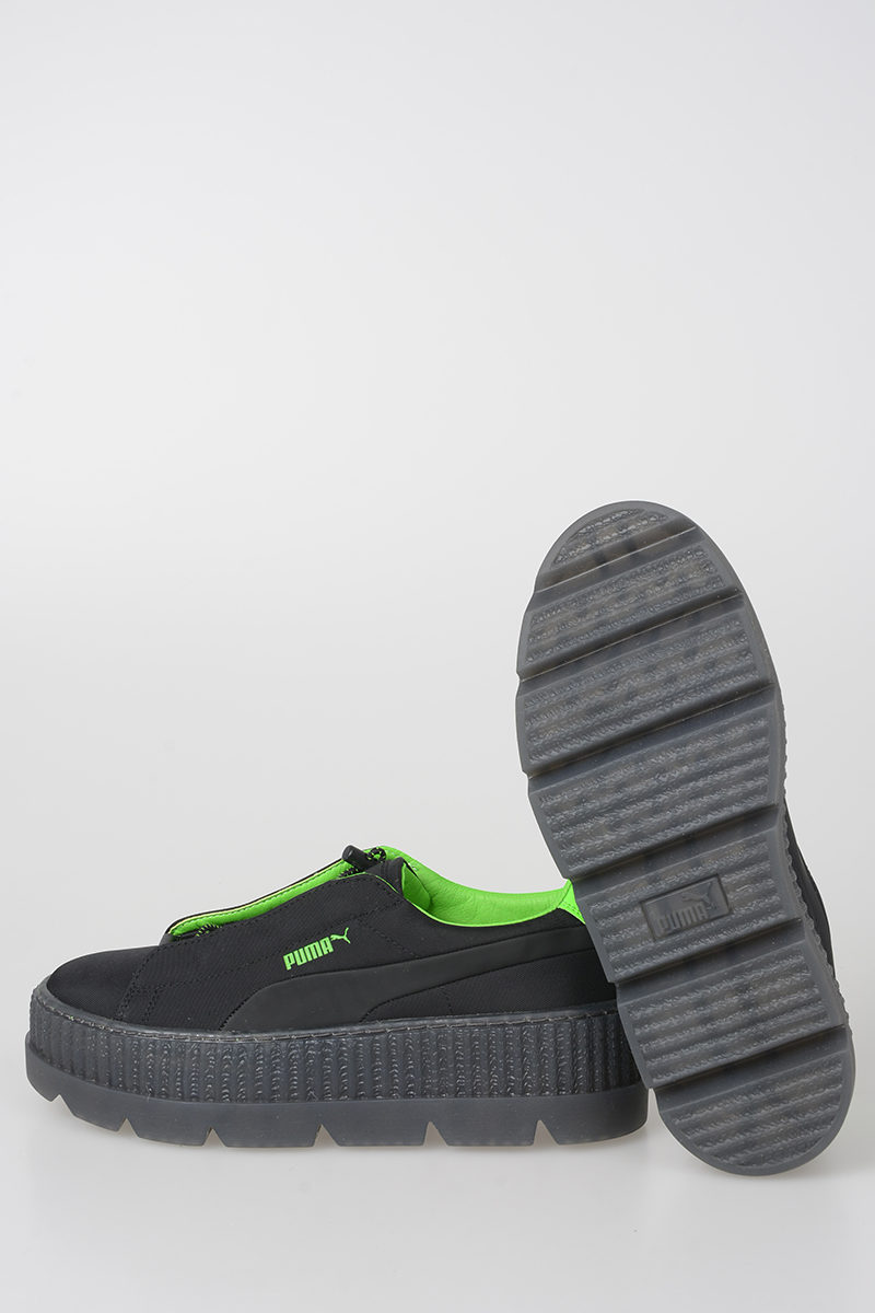 new concept d2cff 103f8 FENTY Sneakers CLEATED CREEPER SURF Platform