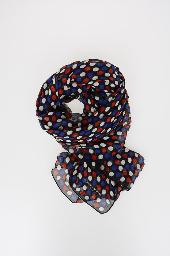 Foulard with Dots