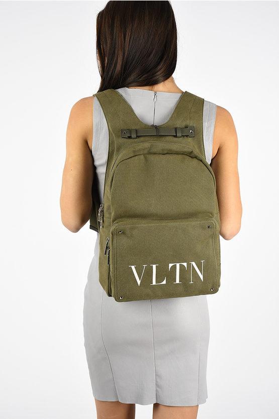 GARAVANi Canvas Backpack