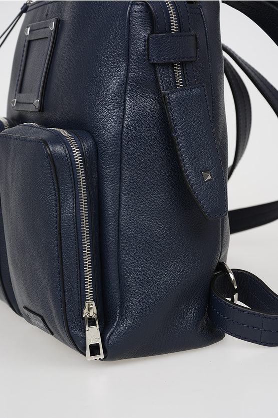 GARAVANi Leather ROCKSTUD Backpack