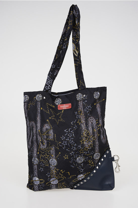 GARAVANI Printed ZANDRA LUNAR PUNK Shopping Bag