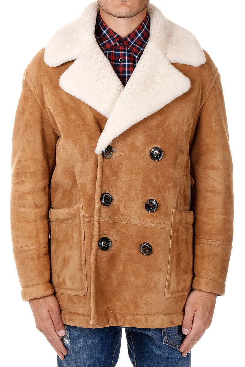 enorme sconto 73be1 ace47 Giacca in Shearling