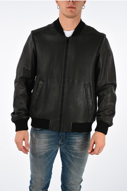 newest fe913 2cbec Outlet Giubbotti in Pelle Diesel uomo - Glamood Outlet