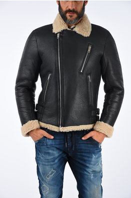 f13ff27fc6 Outlet Giubbotti in Pelle Diesel uomo - Glamood Outlet