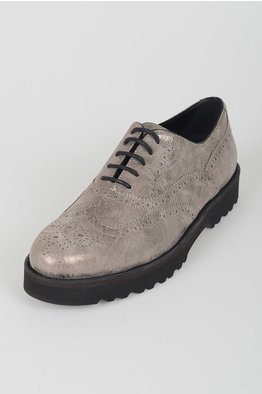9704685b227 -40% Extra 25% OFF. Hogan Glittery Derby Shoes