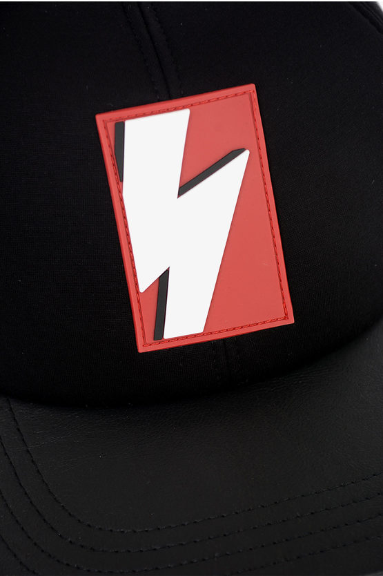 Hat POP ART THUNDERBOLT HARLEM with Embroidery