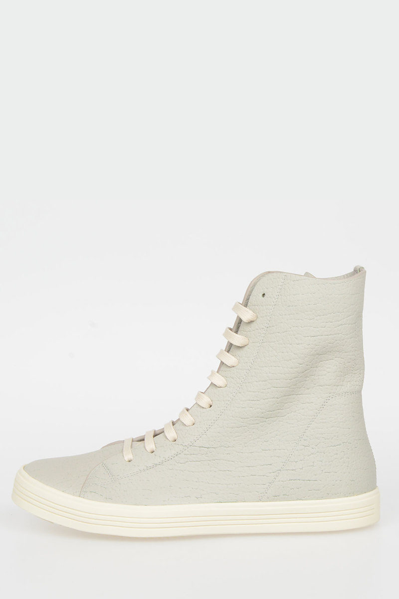 Leather High Top MASTOSNEAKS Sneakers Spring/summer Rick Owens CaClmB0yQG