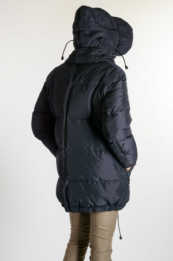 HOME OF THE ROCKIES Hooded Down Jacket