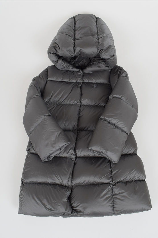 Hooded Down Padded Jacket