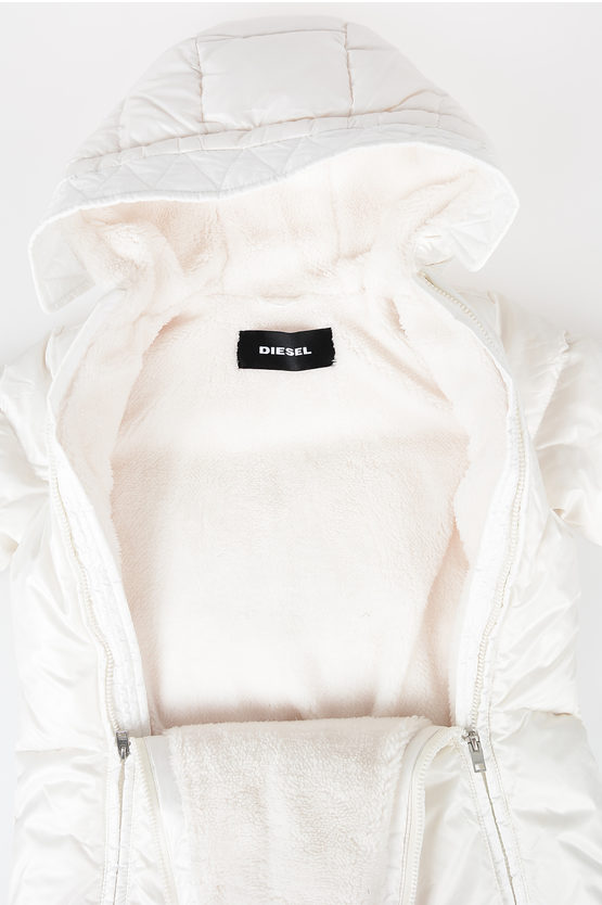 Hooded JANICE-NB Down Padded Jacket