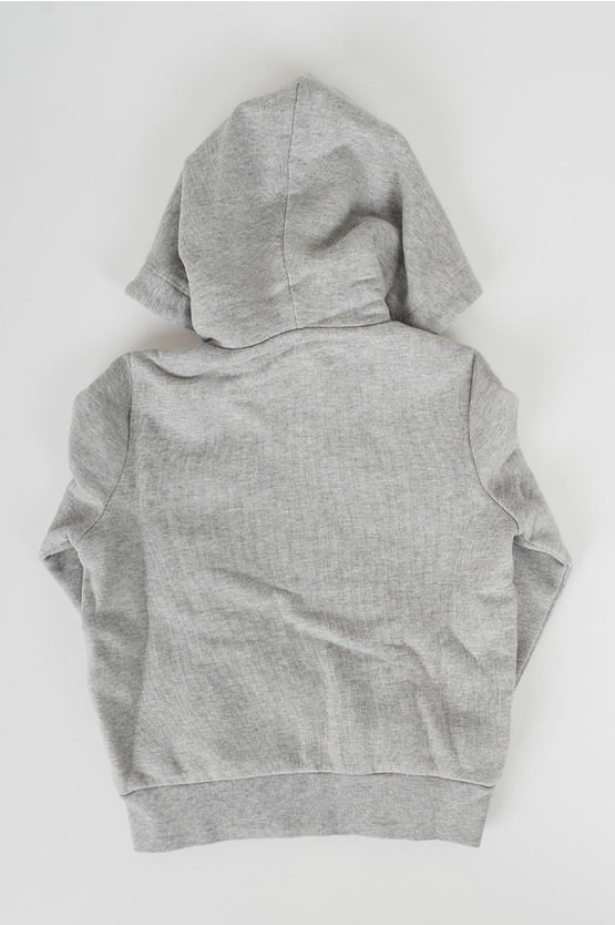 Hoodie and Zipped Sweatshirt