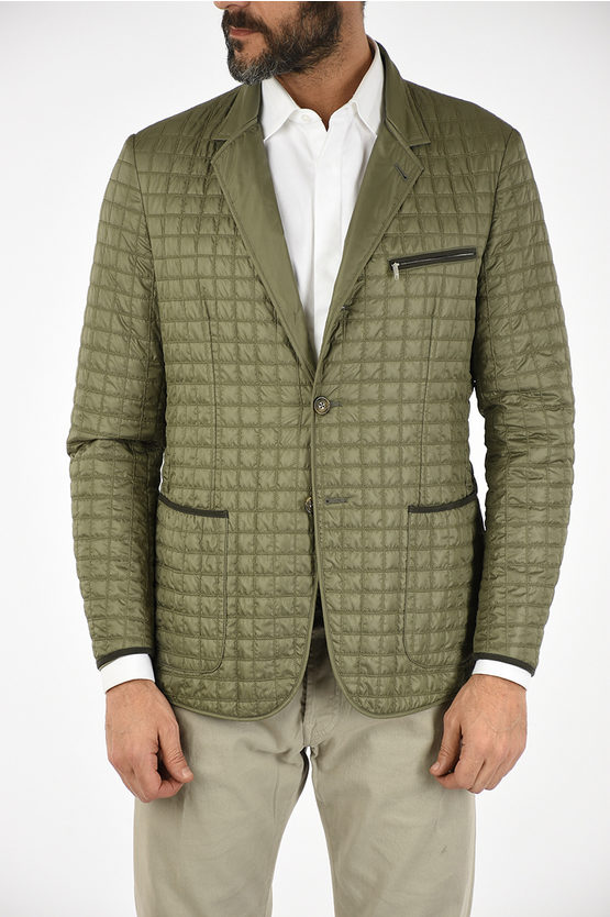 ID Quilted Blazer