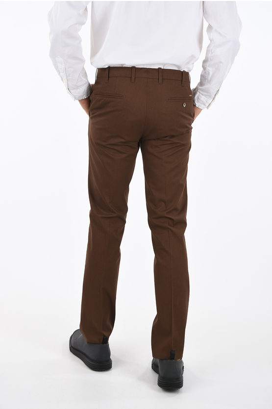 ID Stretchy Cotton Smart Pants