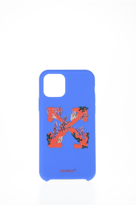 Iphone 11 Pro Corals Print Cover Case with Logo