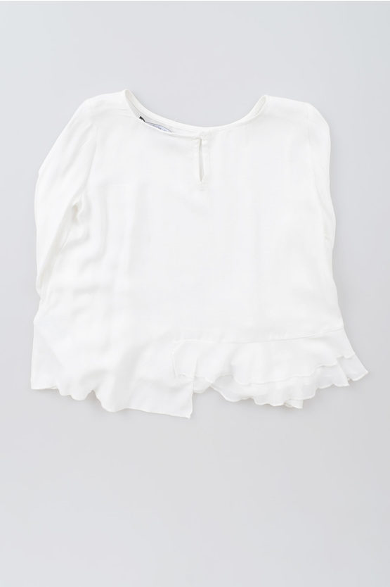 JAKIOO Frilled Top