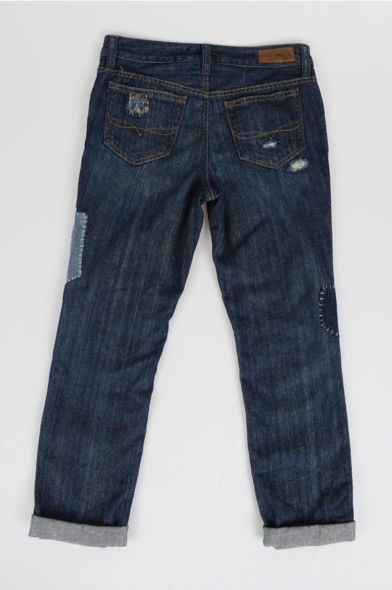Jeans BOWERY con Ricami