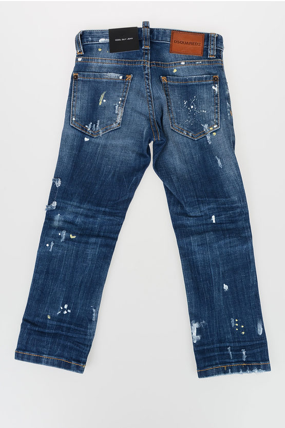 Jeans COOL GUY con Strappi