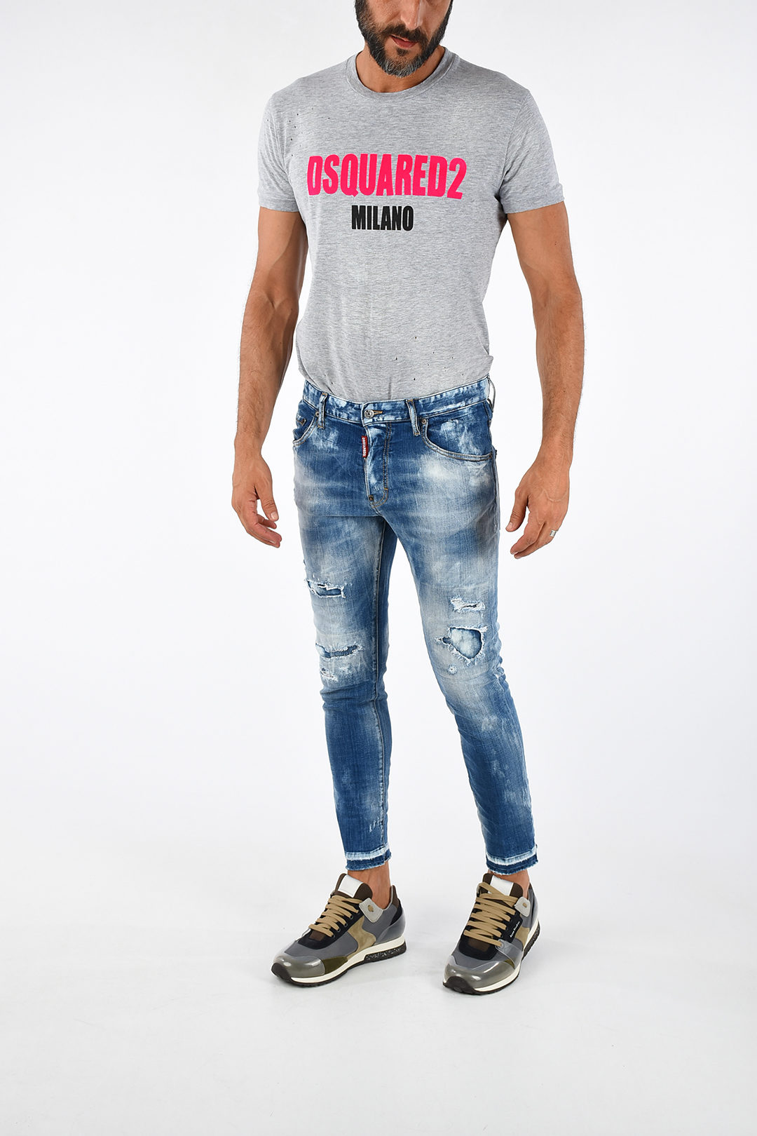 Outlet Dsquared2 uomo Glamood Outlet