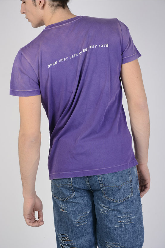 Jersey Cotton T-DIEGO-DI T-shirt
