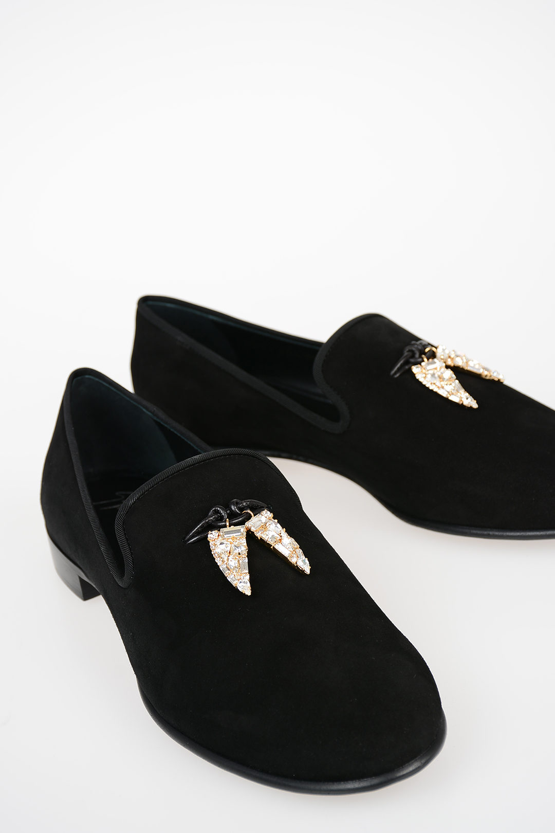 detailed pictures sale online 100% top quality Giuseppe Zanotti Jewel KEVIN Loafer men - Glamood Outlet