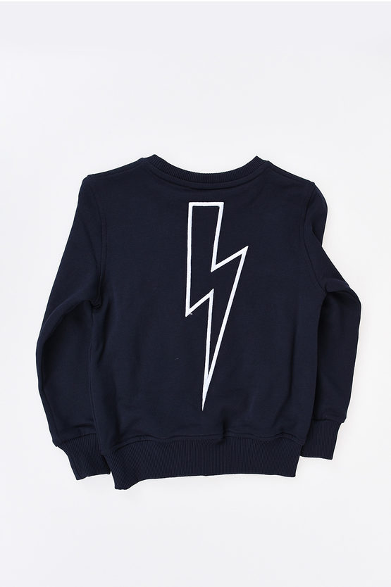 KIDS Embroidered Sweatshirt