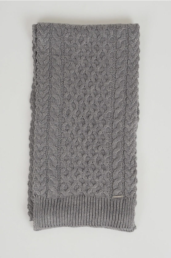 Knitted RELIS Scarf 168x21