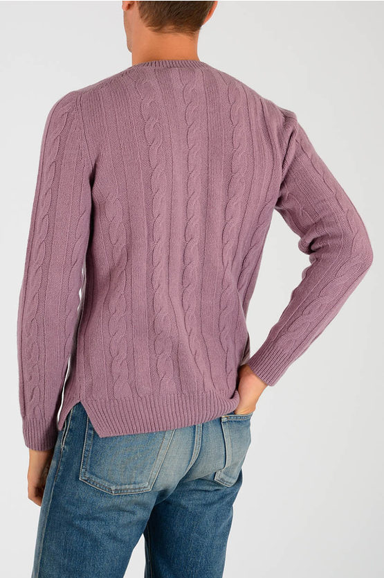 Wool Knitted Sweater Blend Gigi The Glamood Men Outlet qwvpI