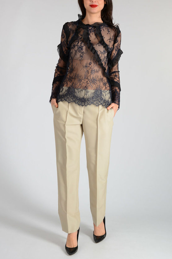 Lace EVA BLOUSE Top