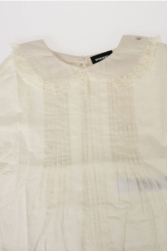 Laced CJMARED Blouse