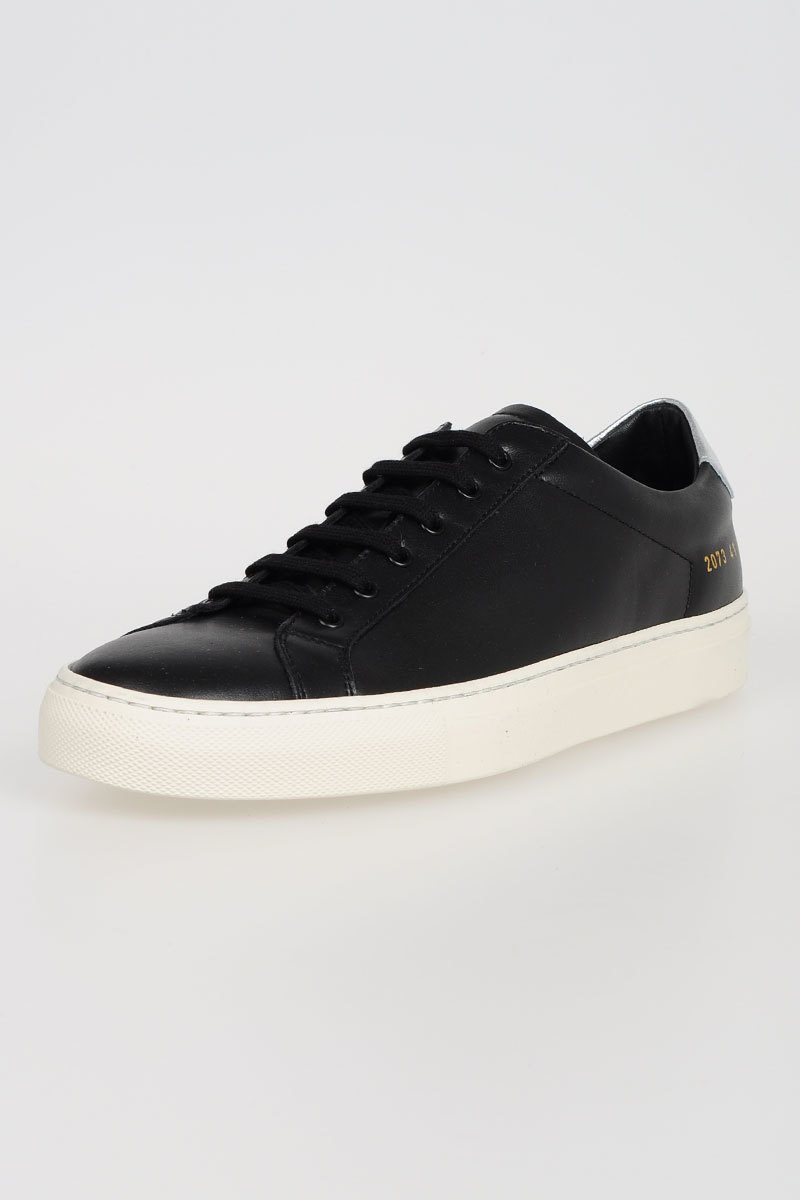 Leather Glamood Outlet Common Sneakers Achilles Retro Herren