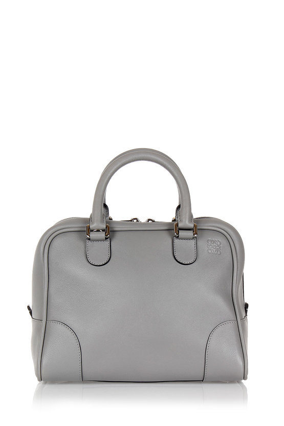 Leather AMAZONA Bowling Bag