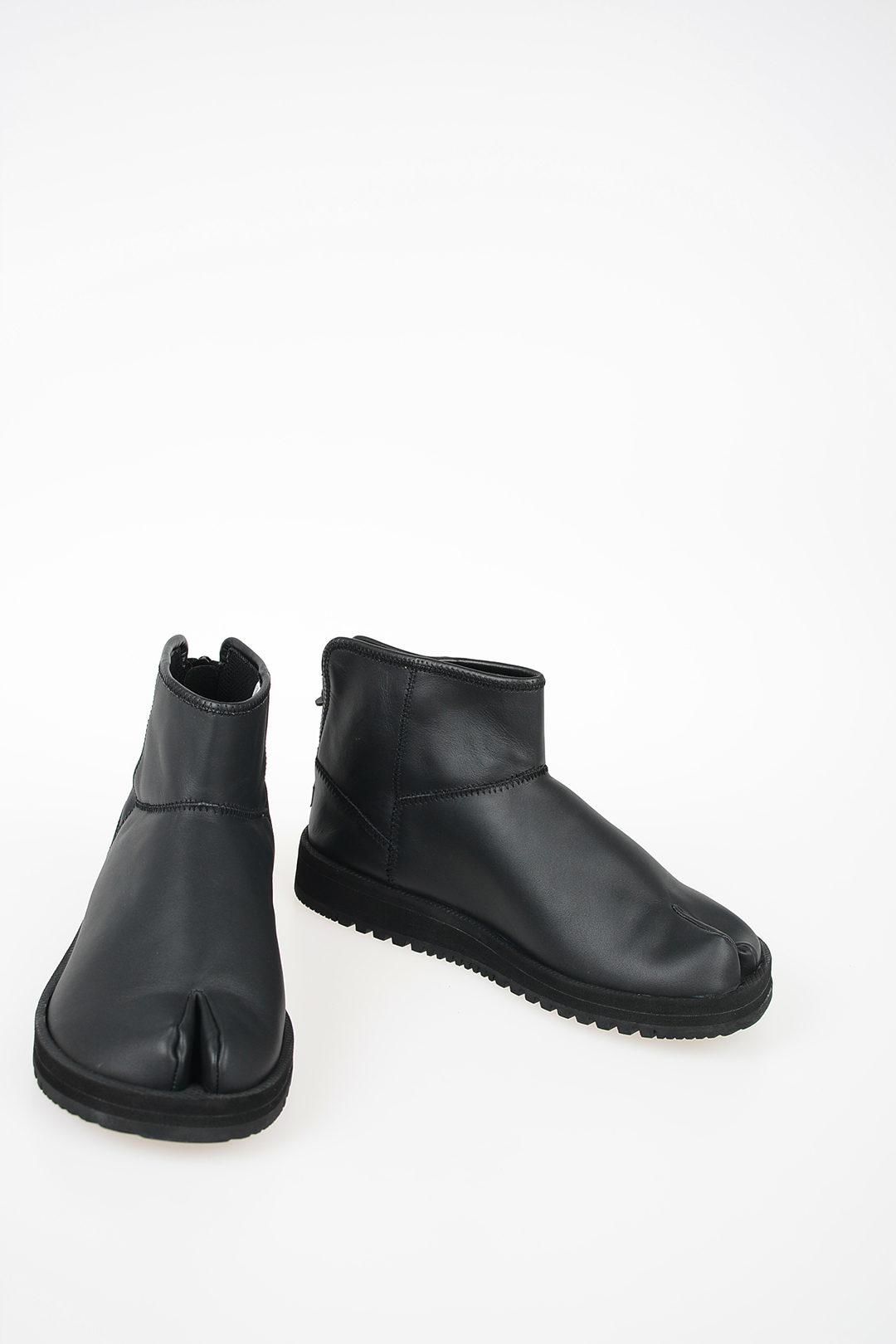 Leather Ankle Boots by Suicoke