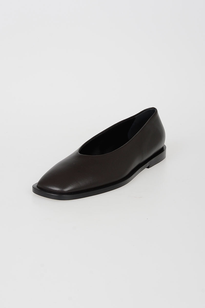 68f672be77 Marni Leather Ballet Flat women - Glamood Outlet