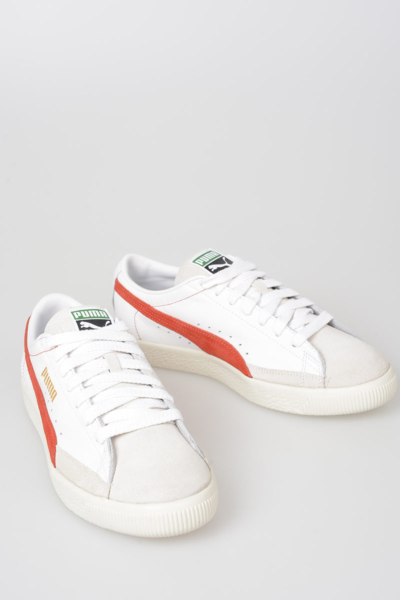 wholesale dealer a5639 aabe3 Leather BASKET 90680 Sneakers